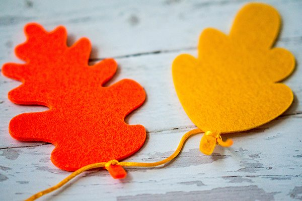 Diy Thanksgiving Banner How To
